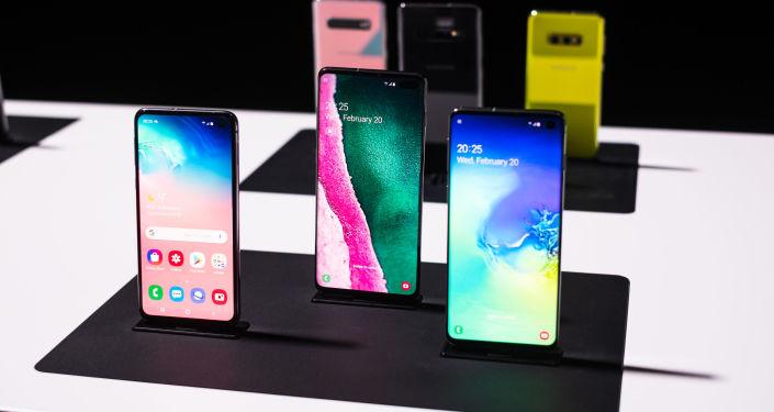 Los teléfonos inteligentes Samsung Galaxy S10
