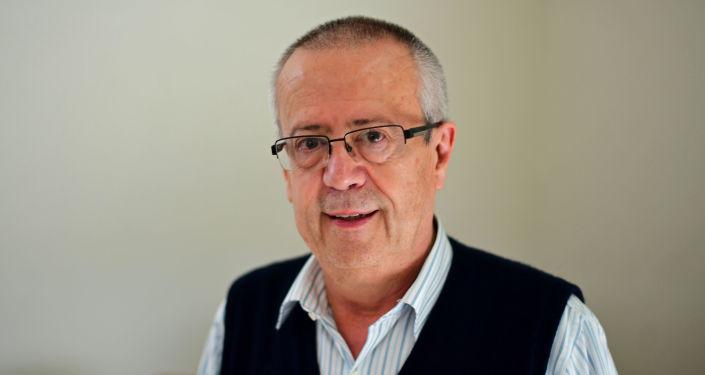 Carlos Urzúa, el secretario de Hacienda de México