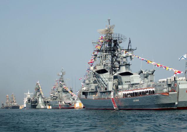 Buque de guerra ruso 'Smetlivy' (archivo)