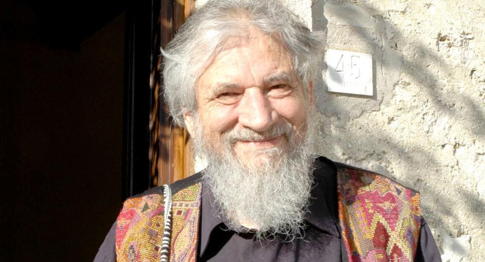 Claudio Naranjo, psiquiatra chileno
