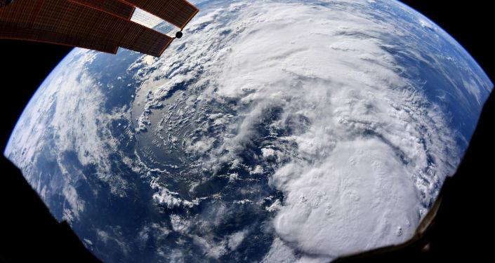 El huracán Barry