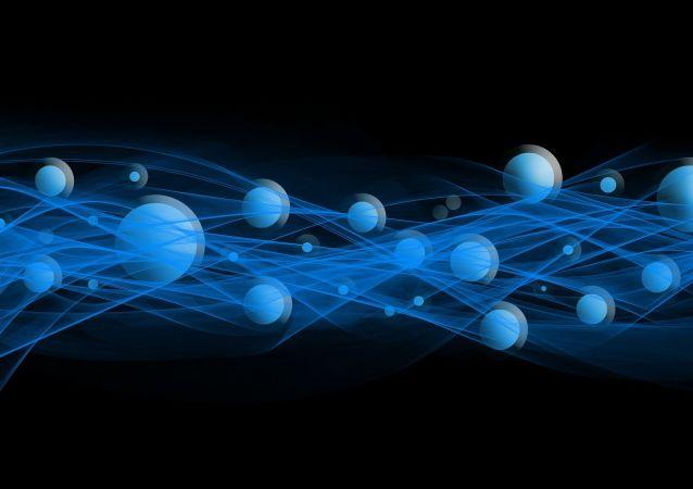 Las partículas (imagen ilustrativa)