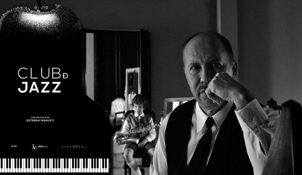 Póster de la película cubana 'Club de Jazz'