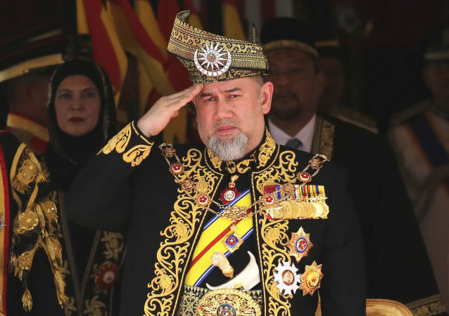 Mohamed V, exrey de Malasia