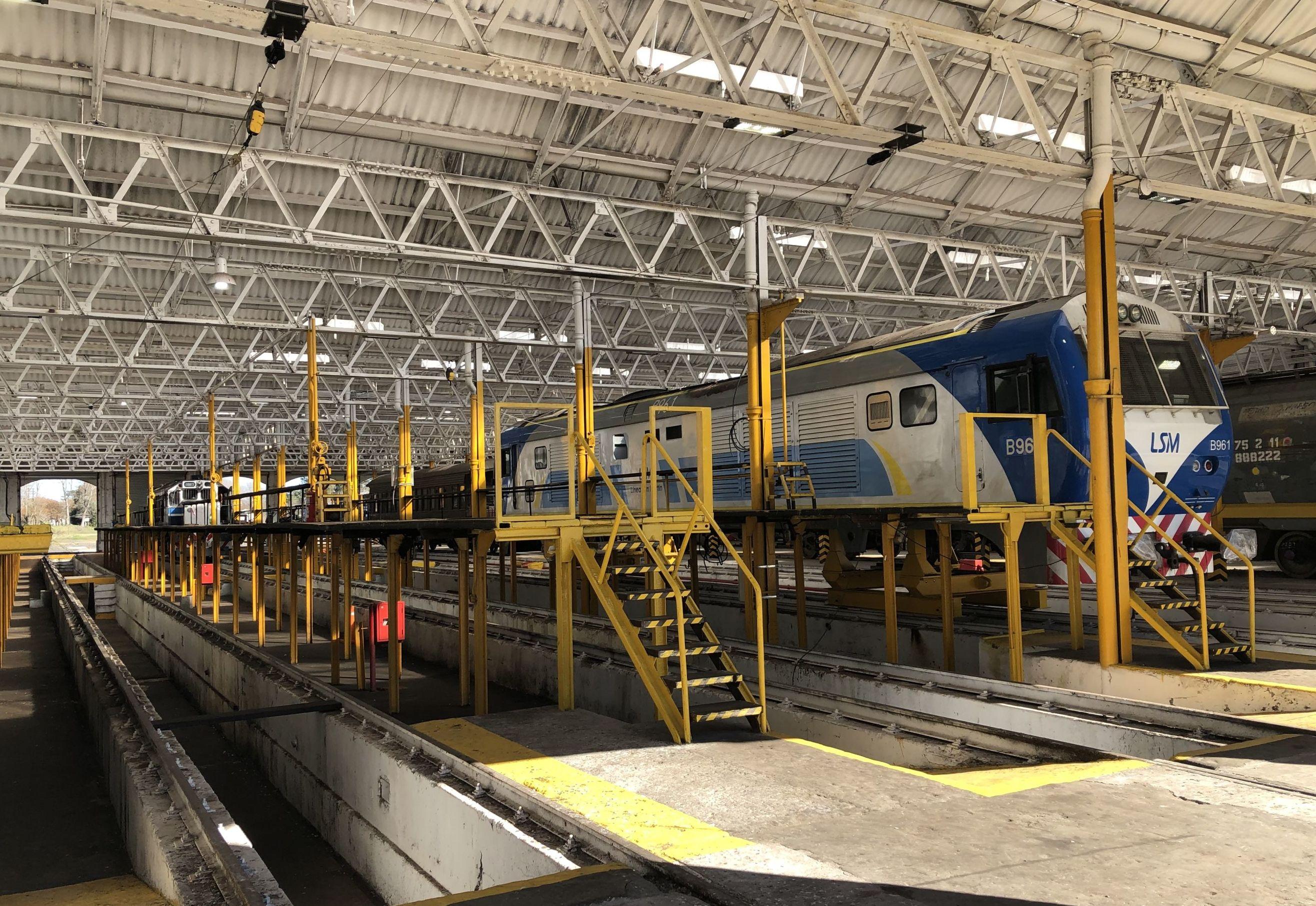 Resultado de imagen para Mechita, el pueblo ferroviario argentino que volvió a latir gracias a inversiones rusas
