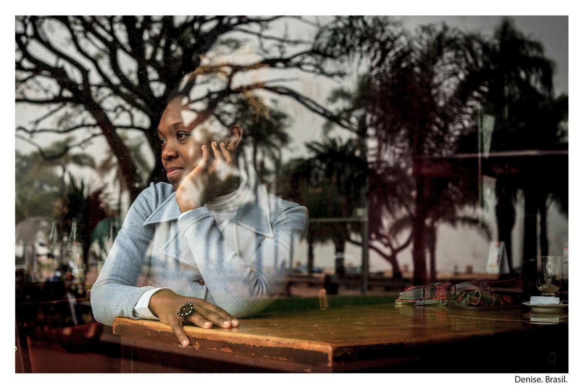Un retrato por la fotógrafa uruguaya Eliana Cleffi