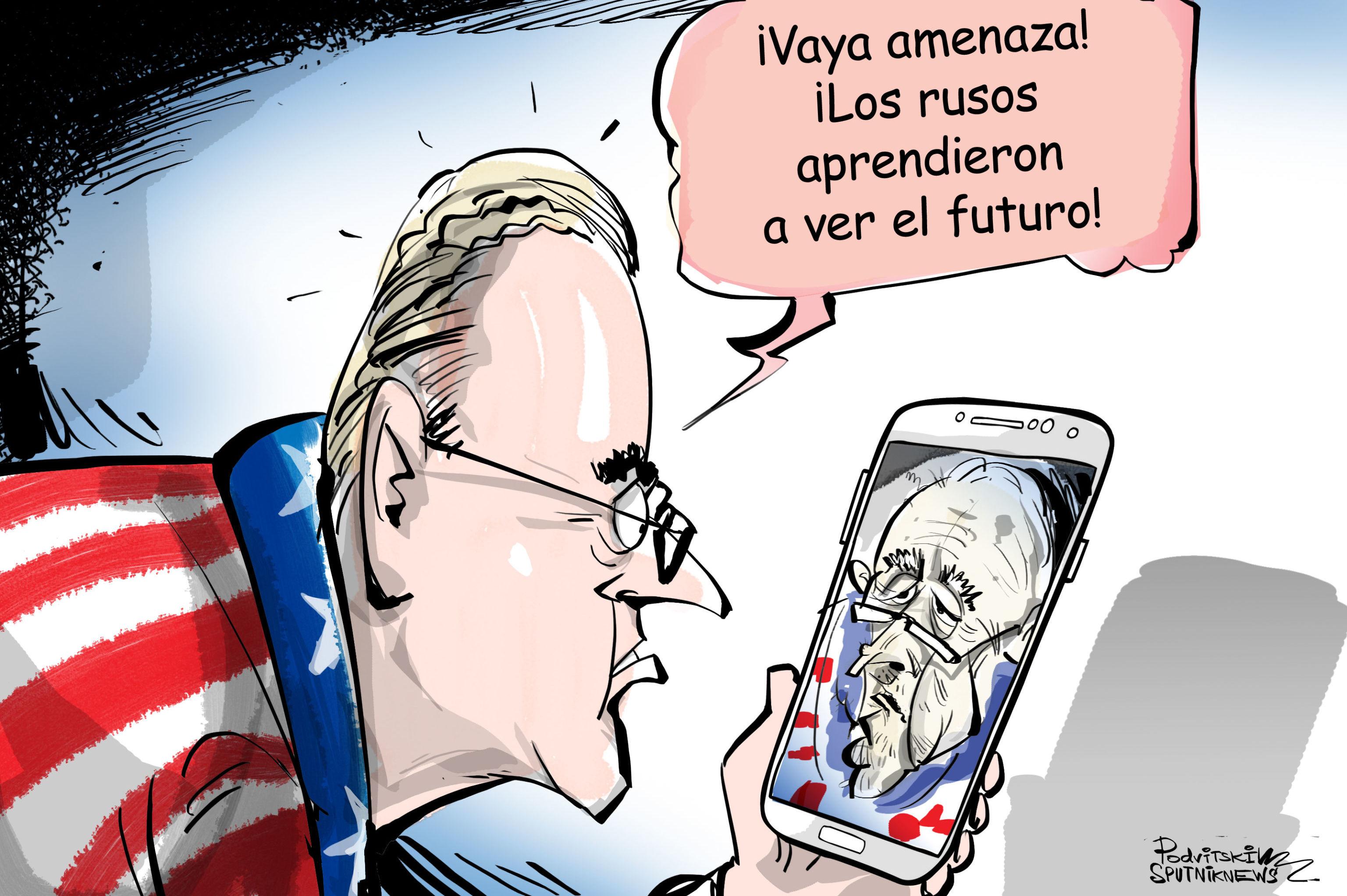 La clarividencia rusa amenaza la seguridad de EEUU