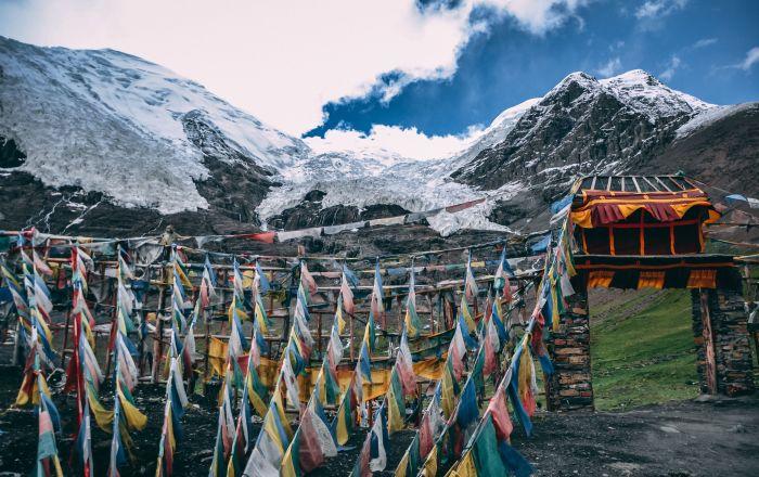 """Rusia y China buscarán en el Tíbet el """"tercer polo"""" de la Tierra"""