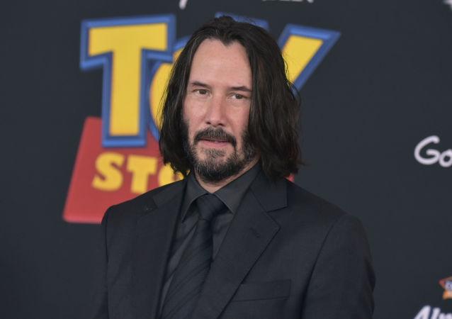 Keanu Reeves, actor canadiense