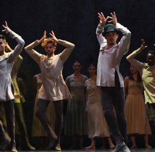 El ballet 'Giselle' por Akram Khan