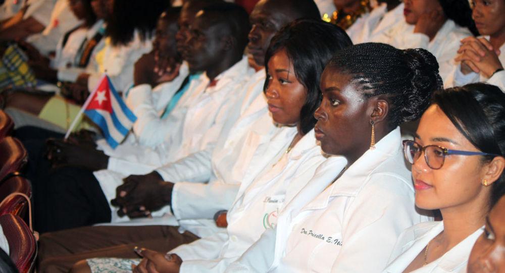 La XV graduación de la Escuela Latinoamericana de Medicina