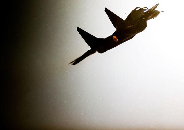 Caza MiG-29 (archivo)