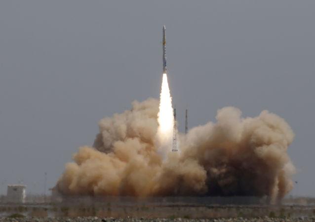 Lanzamiento del cohete propulsor Hyperbola-1 (SQX-1 Y1) de iSpace