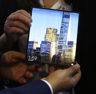 El Mate X de Huawei
