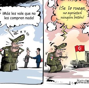 EEUU no pierde la esperanza con Turquía