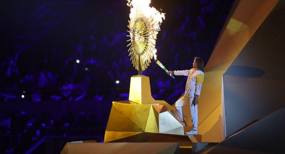 Ceremonia de Inauguración de los XVIII Juegos Panamericanos Lima