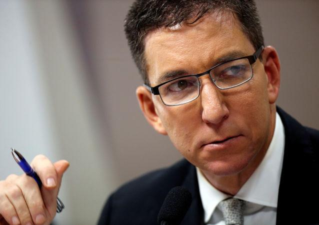 Glenn Greenwald, periodista de investigación estadounidense
