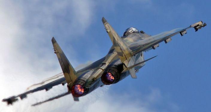 Un Su-35BM