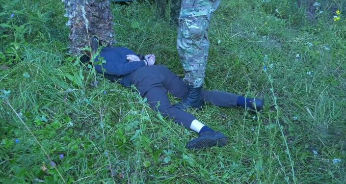 Así impiden las Fuerzas de Seguridad de Rusia un atentado del ISIS