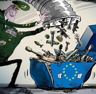 El Pentágono se prepara para desplegar tropas en Europa