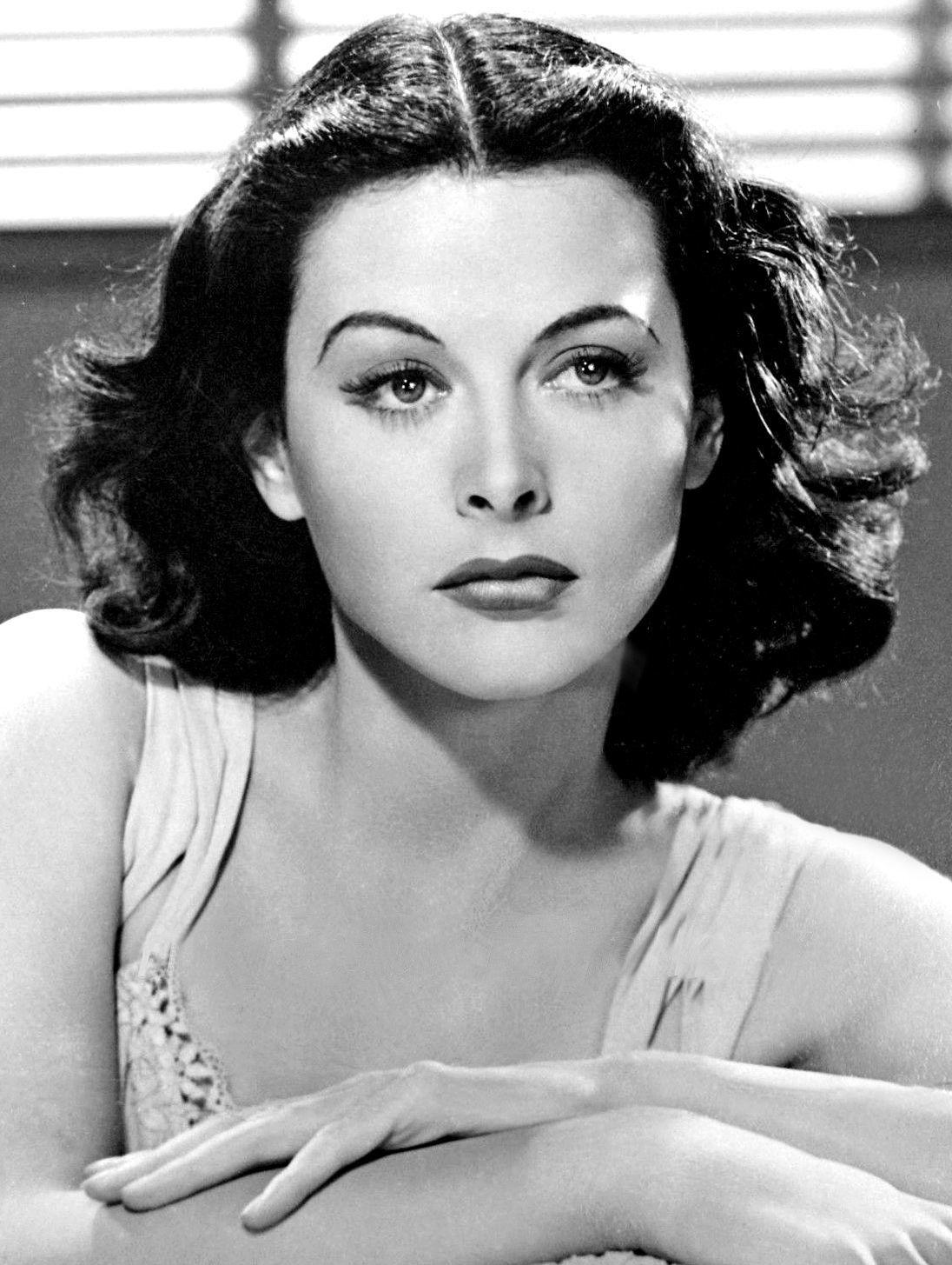 Hedy Lamarr, la estrella de Hollywood que también destacó como científica