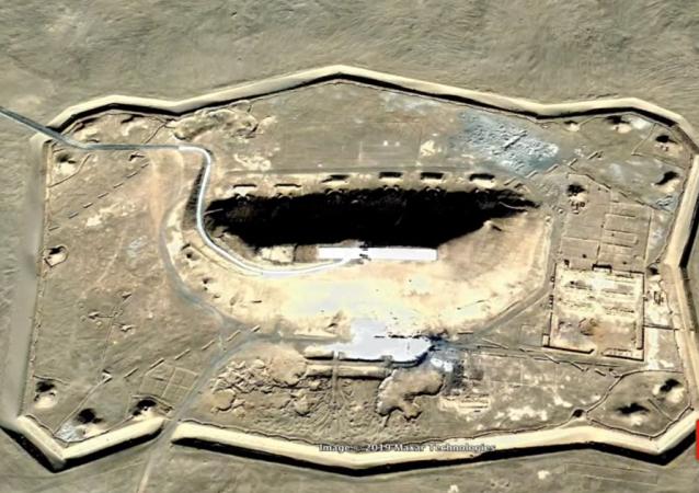 Un aficionado a los ovnis descubre el 'Área 51' china en Google Maps