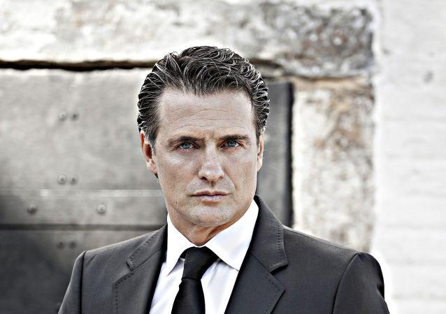 El actor argentino Juan Soler