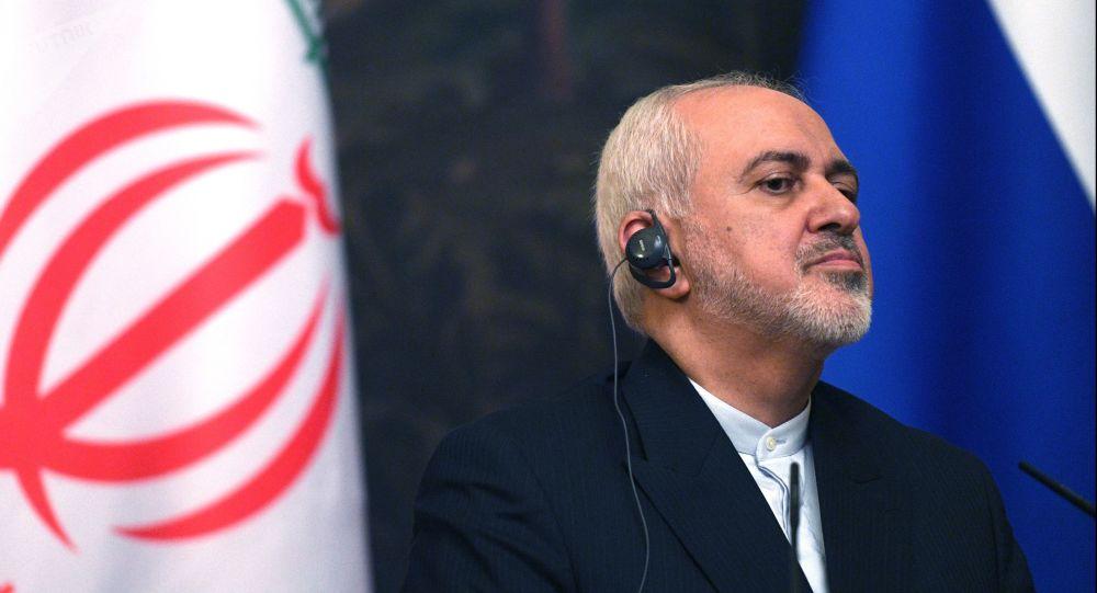 Mohamad Yavad Zarif, el canciller iraní