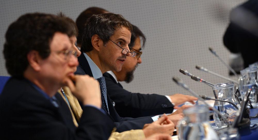 El embajador de Argentina ante organismos de las Naciones Unidas en Viena, Rafael Grossi