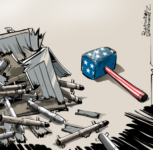 El mazo de EEUU abre la caja de misiles de alcance medio y corto