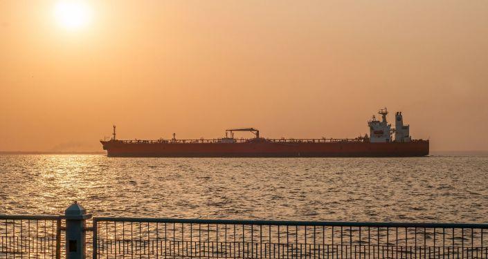 Buque petrolero (imagen referencial)