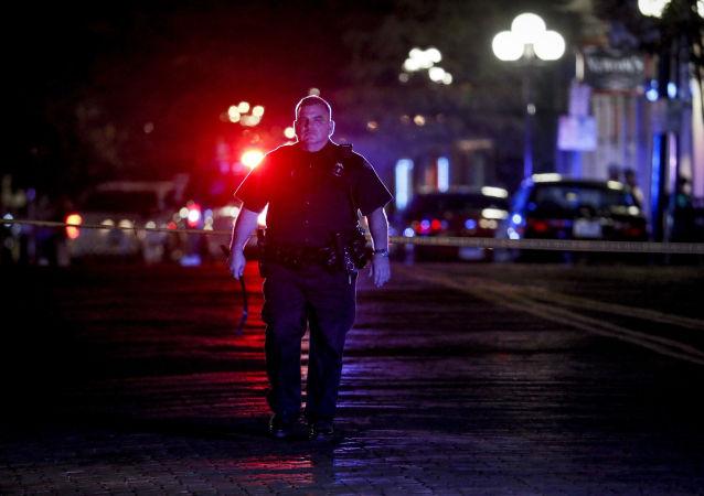 La Policía de EEUU (archivo)