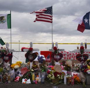 Homenaje a las víctimas del tiroteo en El Paso, EEUU