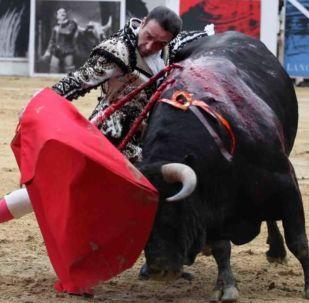 Enrique Ponce, torero español