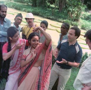 Una película india (imagen referencial)