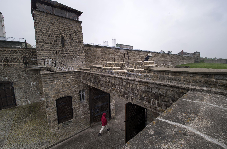 El campo de concentración de Mauthausen en la actualidad