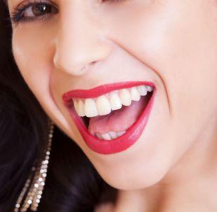Una sonrisa de una mujer