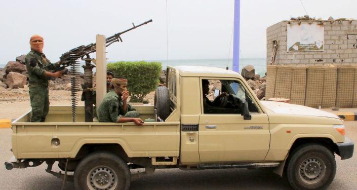 Enfrentamientos en la ciudad yemení de Adén