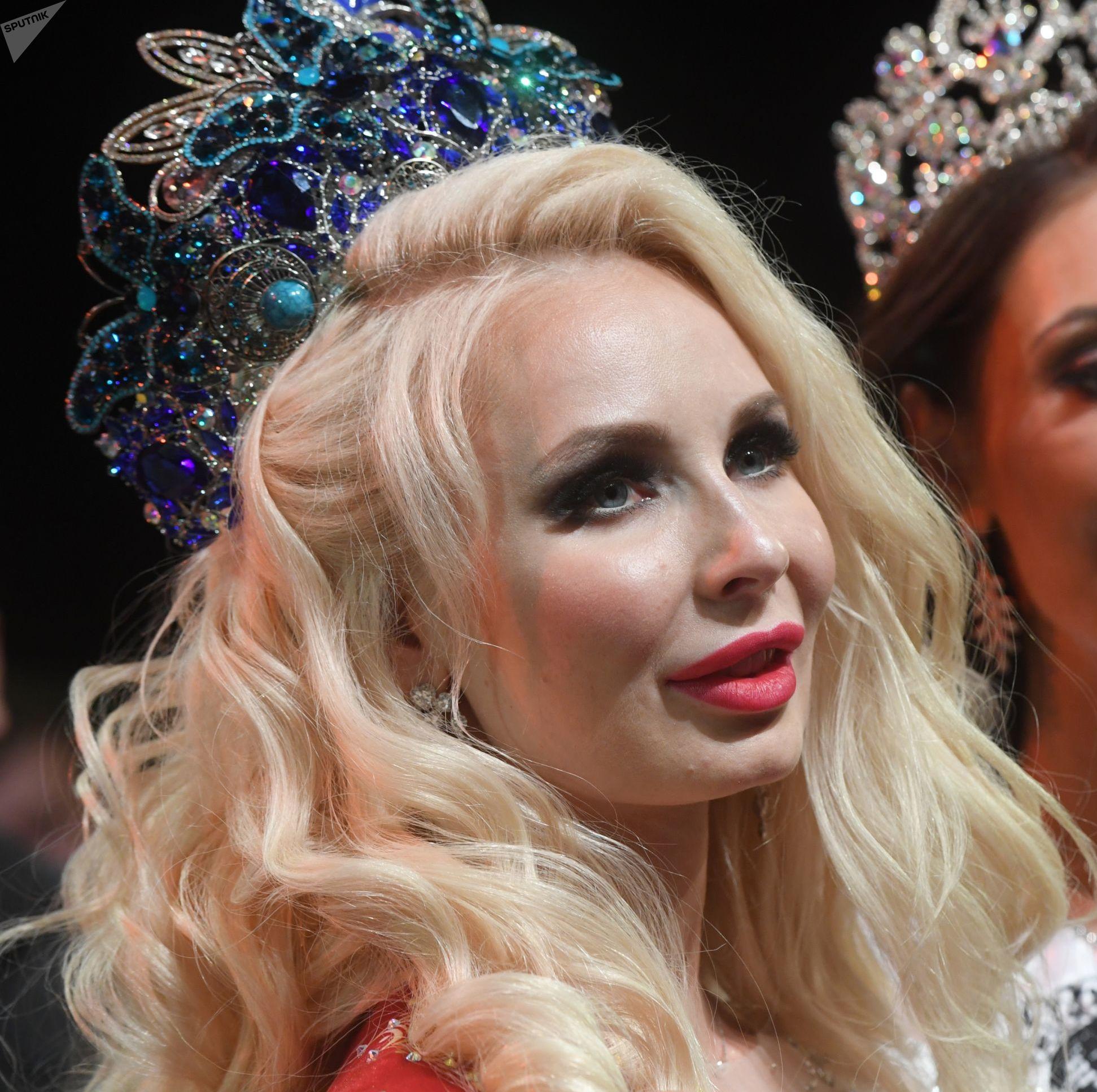 Ekaterina Nishanova, la Señora Rusia 2019