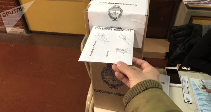 Las elecciones Primarias Abiertas Simultáneas y Obligatorias (PASO) en Argentina