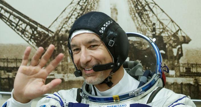 Luca Parmitano, astronauta italiano