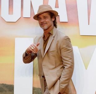 Brad Pitt, actor hollywoodense