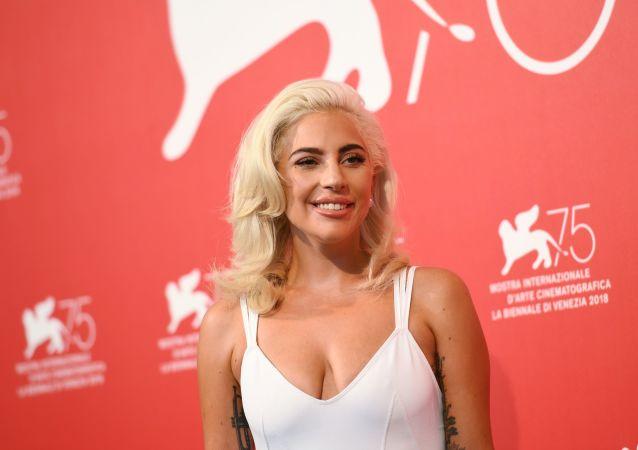 Lady Gaga, cantante estadounidense