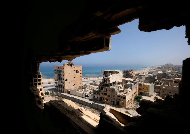Las consecuencias del conflicto en Libia