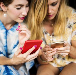 Smartphones, imagen referencial