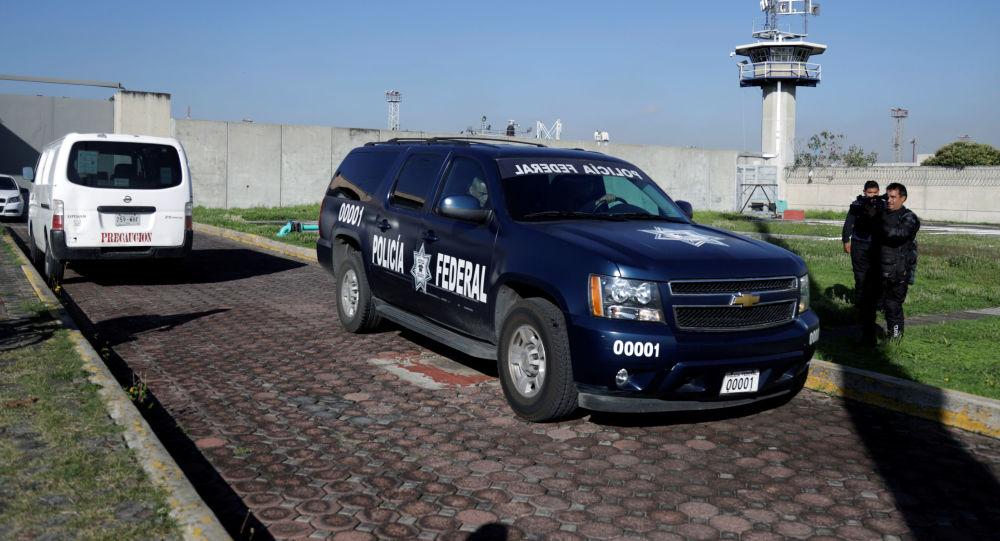 La policía de México