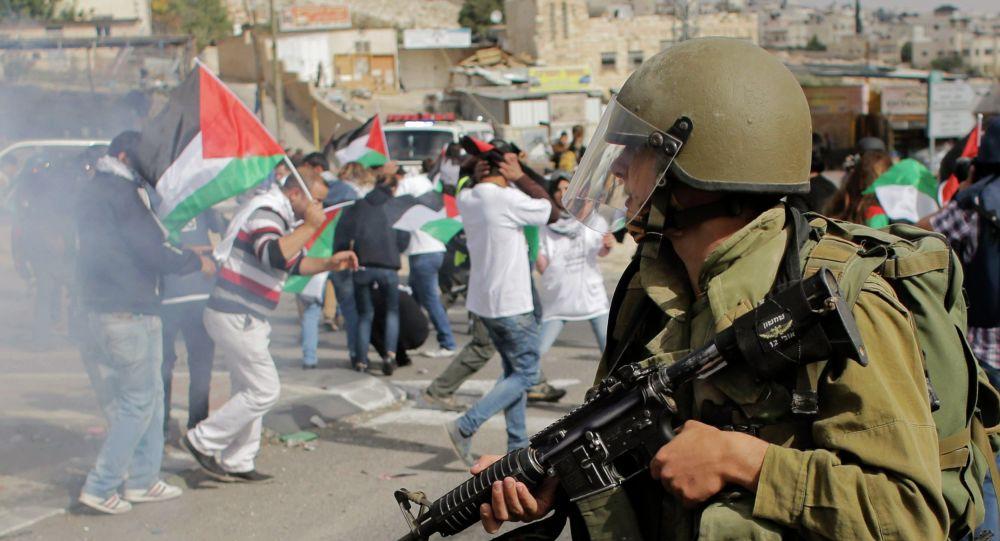 La situación en Gaza (archivo)