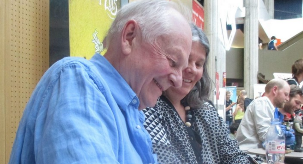 Richard Williams, cineasta y animador, creador de '¿Quién engañó a Roger Rabbit?'