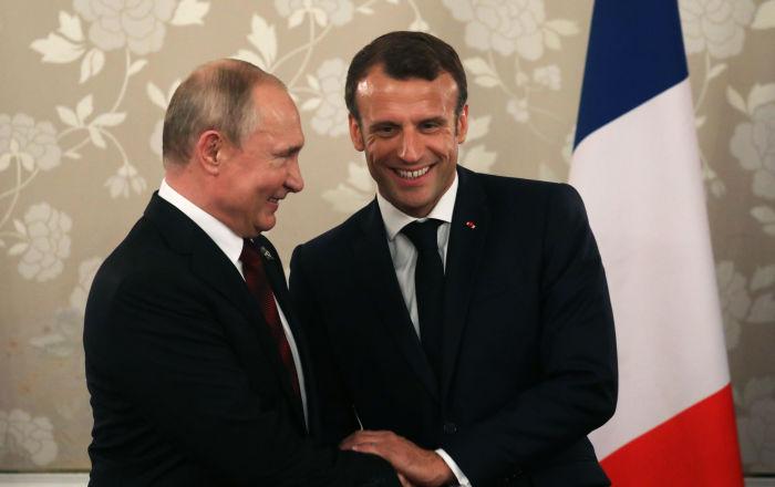 Macron espera a Putin en Francia. ¿Qué necesita de la reunión con el presidente ruso?