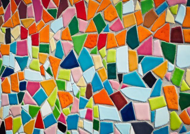 Mosaico, imagen ilustrativa